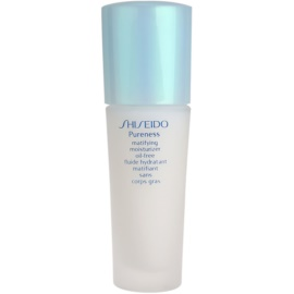 Shiseido Pureness легкий зволожуючий флюїд з матуючим ефектом  50 мл