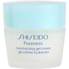 Shiseido Pureness зволожуючий крем-гель для нормальної та змішаної шкіри  40 мл