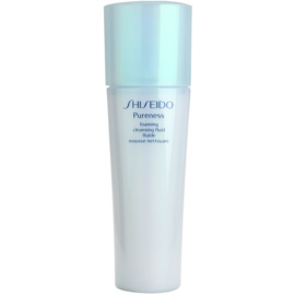 Shiseido Pureness sanfte Schaumemulsion zur gründlichen Reinigung der Haut  150 ml