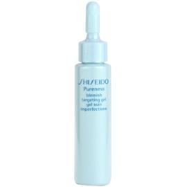 Shiseido Pureness Lokalpflege für problematische Haut, Akne  15 ml