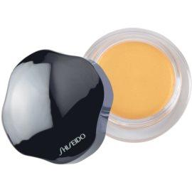 Shiseido Eyes Shimmering Cream cienie do powiek w kremie odcień GD 803 Techno Gold 6 g