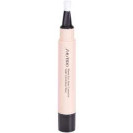 Shiseido Base Sheer Eye Zone Concealer To Treat Dark Circles Color 101 Very Light 3,8 ml