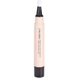 Shiseido Base Sheer Eye Zone korektor proti temnim kolobarjem odtenek 101 Very Light 3,8 ml