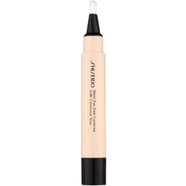 Shiseido Base Sheer Eye Zone korektor proti temnim kolobarjem odtenek 104 Natural Orche 3,8 ml