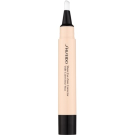 Shiseido Base Sheer Eye Zone Concealer To Treat Dark Circles Color 106 Warm Beige 3,8 ml