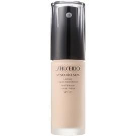 Shiseido Synchro Skin dlouhotrvající make-up SPF 20 odstín 1 Neutral 30 ml