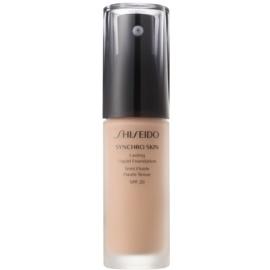 Shiseido Synchro Skin dlouhotrvající make-up SPF 20 odstín Neutral 3 30 ml
