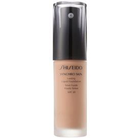 Shiseido Synchro Skin dlouhotrvající make-up SPF 20 odstín Rose 4 30 ml