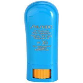 Shiseido Sun Foundation Waterproof Protective Foundation Stick SPF 30 Beige  9 g