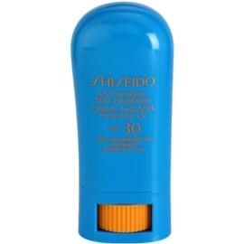 Shiseido Sun Foundation Waterproof Protective Foundation Stick SPF 30 Ochre  9 g