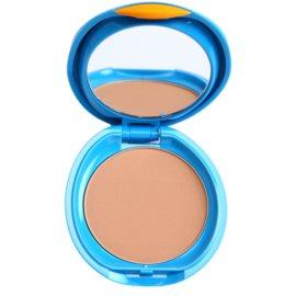 Shiseido Sun Foundation vodoodporni kompaktni puder SPF 30 odtenek Medium Ochre  12 g