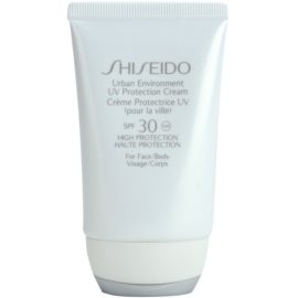 Shiseido Sun Protection hydratisierende Schutzcreme SPF30  50 ml