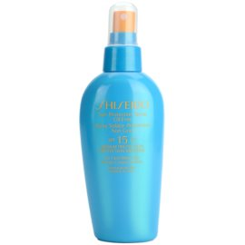 Shiseido Sun Protection spray pentru bronzat SPF 15  150 ml