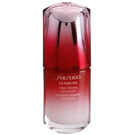 Shiseido Ultimune concentrado energizante e de proteção para rosto  30 ml