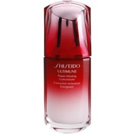 Shiseido Ultimune concentrado energizante e de proteção para rosto  50 ml