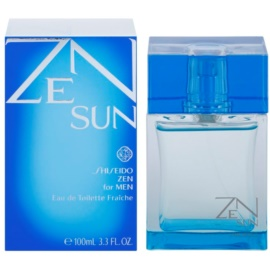 Shiseido Zen Sun for Men 2014 toaletna voda za moške 100 ml