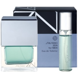 Shiseido Zen for Men Geschenkset II. Eau de Toilette 100 ml + Eau de Toilette 15 ml
