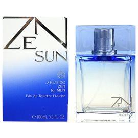 Shiseido Zen Sun for Men toaletná voda pre mužov 100 ml