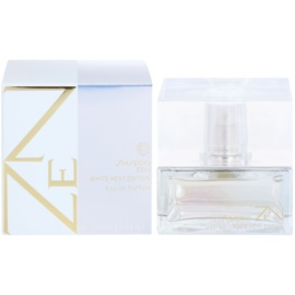 Shiseido Zen White Heat Edition Eau de Parfum für Damen 50 ml