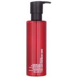 Shu Uemura Color Lustre Conditioner  voor Bescherming van de Kleur   250 ml