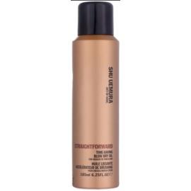 Shu Uemura Straightforward olejový sprej na vlasy pro rychlejší foukanou  185 ml