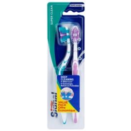Signal Super Clean zubní kartáčky soft 2 ks