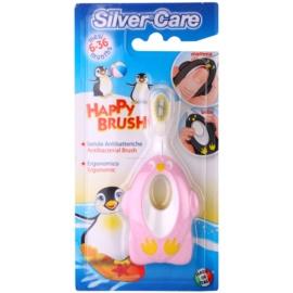 SilverCare Happy Brush zubní kartáček pro děti