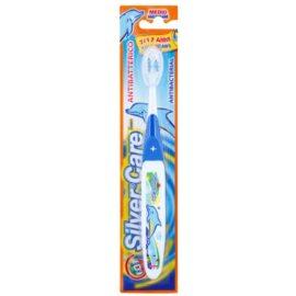 SilverCare Teen antybakteryjna szczoteczka do zębów dla dzieci medium