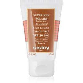 Sisley Sun wasserfeste Bräunungscreme für das Gesicht SPF30  60 ml