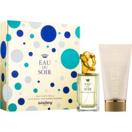 Sisley Eau du Soir ajándékszett IX. Eau de Parfum 100 ml + testápoló krém 150 ml