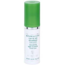 Sisley Botanical D-Tox éjszakai szérum minden bőrtípusra  30 ml