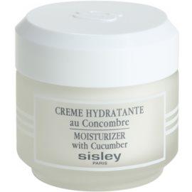 Sisley Skin Care crema hidratante con extractos de pepino  50 ml