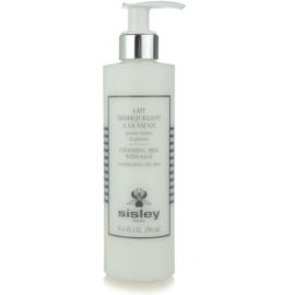Sisley Cleanse&Tone oczyszczające mleczko do twarzy do skóry tłustej i mieszanej  250 ml
