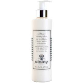 Sisley Cleanse&Tone oczyszczające mleczko do twarzy do cery wrażliwej i suchej  250 ml