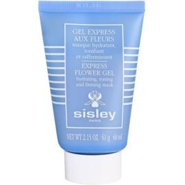 Sisley Masks gél maszk a friss és bársonyos bőrért  60 ml