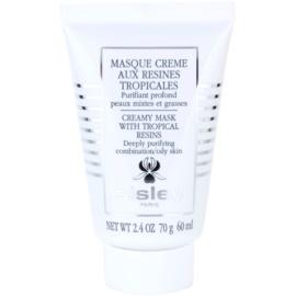 Sisley Masks čisticí maska pro smíšenou a mastnou pleť  60 ml