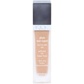 Sisley Phyto-Teint Expert Maquilhagem duradoura cremosa para pele perfeita tom 0 + Vanilla 30 ml