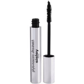 Sisley Phyto Mascara Ultra Stretch hosszabbító és göndörítő szempillaspirál árnyalat 01 Deep Black 7,5 ml
