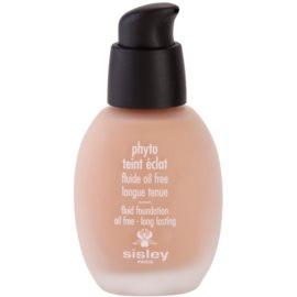 Sisley Phyto-Teint Éclat Vloeibare Foundation  Tint  4 Honey 30 ml