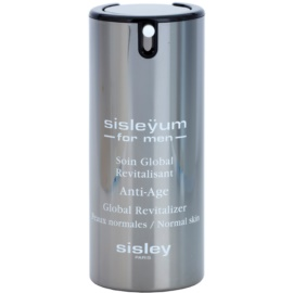 Sisley For Men Sisleyum complexo revitalizador para um tratamento anti-idade para pele normal  50 ml