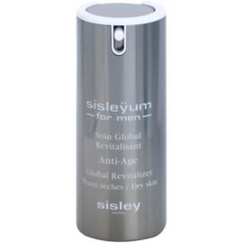 Sisley For Men Sisleyum revitalisierender Pflegekomplex gegen das Altern für trockene Haut  50 ml