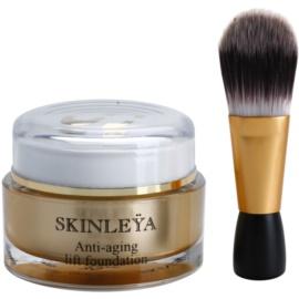 Sisley Skinleya makijaż odmładzający z pędzelkiem odcień 30 Beige 30 ml