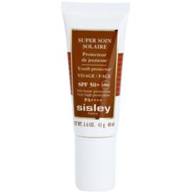 Sisley Sun Waterproef Zonnebrandcreme voor Gezicht SPF50+  40 ml