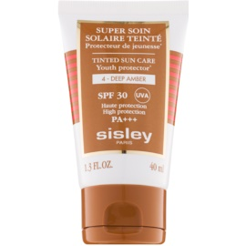 Sisley Sun Protective Tinted Cream for Face SPF 30 Color 4 Deep Amber  40 ml