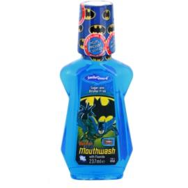 SmileGuard Batman XXX fluoriddal íz Bubble Gum (Sugar and Alcohol Free) 237 ml