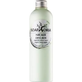 Soaphoria Pure Aloe oganiczny jogurt do ciała  250 ml