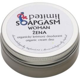 Soaphoria Soapgasm Woman Antiperspirant Cream  50 ml