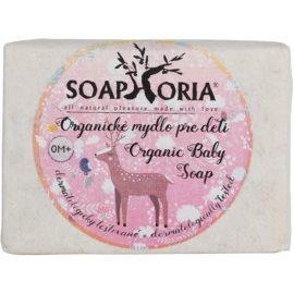 Soaphoria Babyphoria săpun organic pentru nou-nascuti si copii  110 g