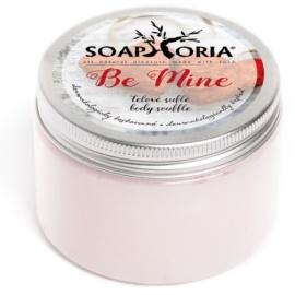 Soaphoria Be Mine soufflé orgânico para o corpo  150 ml