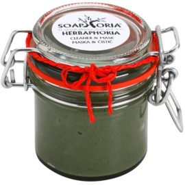 Soaphoria Herbaphoria Reinigungsmaske  125 ml
